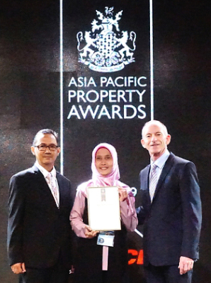 Asia Pacific Property Award 2018